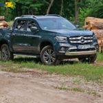 Test: Mercedes-Benz X250d 4MATIC – 190 KM to mało (wideo, zdjęcia)
