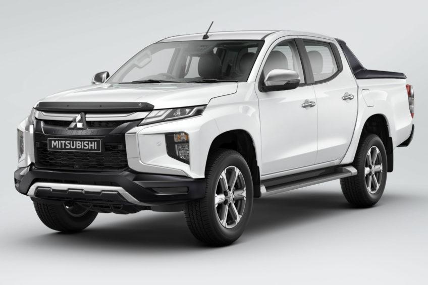 Mitsubishi L200 po faceliftingu – nowa skrzynia i tryby napędu 4WD