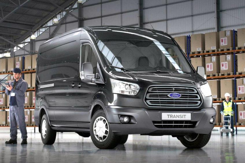Rejestracje nowych pojazdów dostawczych – październik 2018