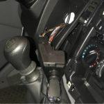 Skradziony w Niemczech Mercedes Sprinter W906 odzyskany