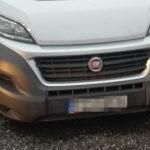 Ducato długo stało na parkingu – zainteresowała się Straż Miejska