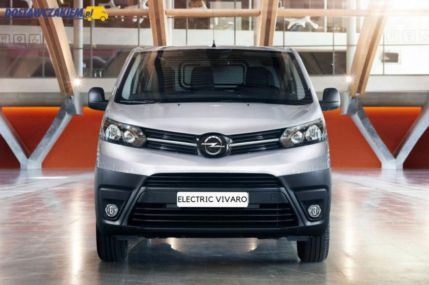 Elektryczny Opel Vivaro będzie produkowany od 2020 roku