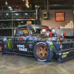 Ford F-150 Hoonitruck – mocarny pick-up Ken'a Block'a (WIDEO)