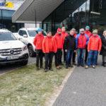 Mercedes X250d 4MATIC dla GOPR – ratownicy otrzymali 8 pick-upów