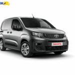 Nowy van Toyoty bliźniakiem Citroëna Berlingo i Peugeota Partnera
