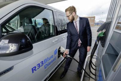 R33 BlueDiesel – olej napędowy Volkswagena to o 20% mniej CO2