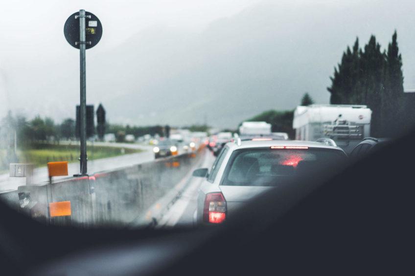 1 500 000 kilometrów korków na niemieckich drogach w 2018 roku
