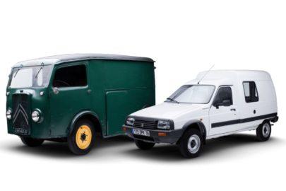 Citroën świętuje 100 lat istnienia pamiętając o swoich dostawczakach