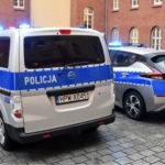 Elektryczny Nissan e-NV200 dla szczecińskich policjantów