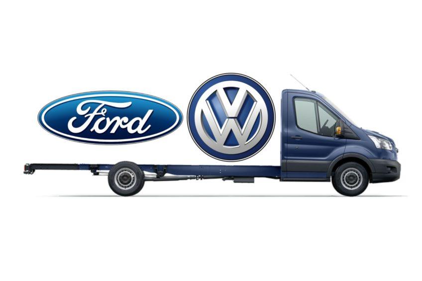 Ford zbuduje dużego dostawczaka i pick-upa dla Volkswagena