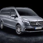 Mercedes-Benz V-klasa 2019 z silnikiem 2.0 o mocy do 239 KM