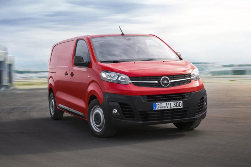 Opel Vivaro 2019 – kolejny klon Citroëna Jumpy i Peugeota Experta