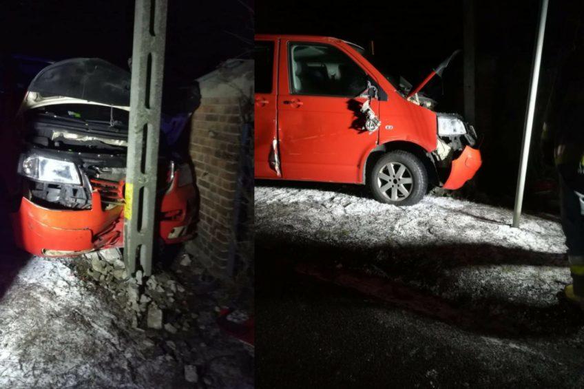 Pościg za skradzionym w Andorze VW T5 – za kierownicą Polak