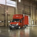 Renault Master liderem sprzedaży aut dostawczych w 2018 roku