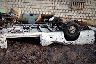 Ukradli wypożyczonego Peugeota Boxera z lawetą – grozi im do 10 lat