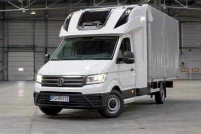 Volkswagen Samochody Użytkowe w Polsce – rekord w 2018 roku