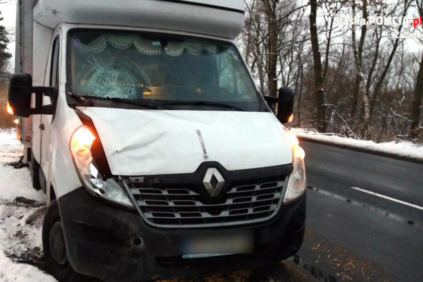 W Zabrzu kierowca Masterki śmiertelnie potrącił rowerzystkę