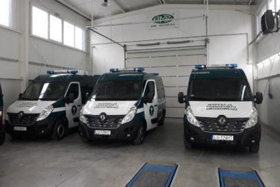 WITD Lublin z 5 nowymi Renault Master z zabudową AMZ-Kutno