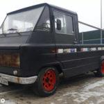 """Żuk A13 z silnikiem V8 od Mercedesa i """"automatem"""" za 8000 zł"""
