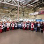 3 miliony pojazdów z VW Poznań – jubileuszowe auto to Caddy