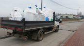 Iveco Daily ważyło 9250 kg – na przeładunek wysłano ciężarówkę