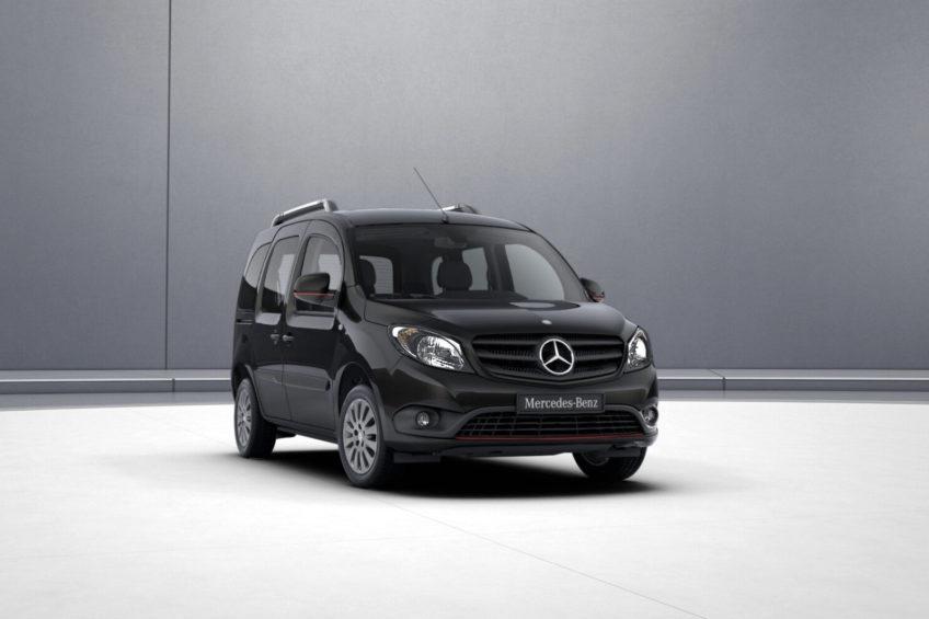 Mercedes-Benz Citan 1.5 CDI otrzyma układ SCR z AdBlue