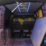 Ukraińskie Renault Master wypchane papierosami aż pod sufit (WIDEO)