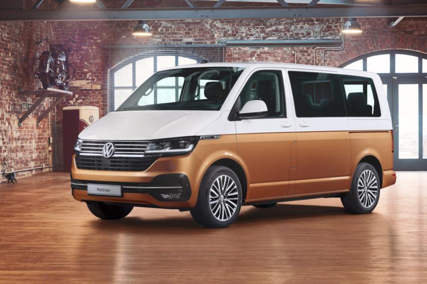 Volkswagen T6.1 od jesieni 2019 – nowi asystenci i multimedia