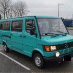 Zadbany Mercedes-Benz T1 z 1996 roku na gieldaklasykow.pl
