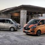 Tourneo Custom z nowym silnikiem 2.0 EcoBlue – 185 KM i 415 Nm