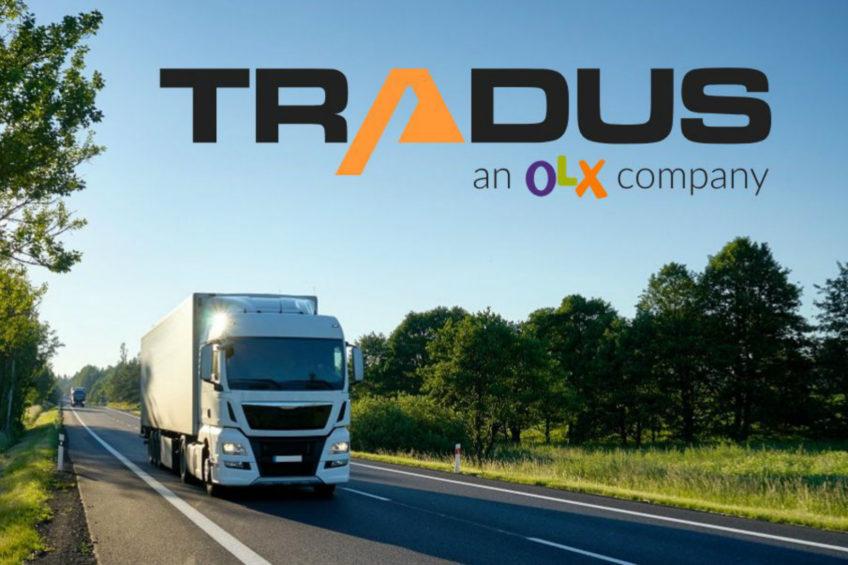 TRADUS – platforma kupna i sprzedaży pojazdów użytkowych