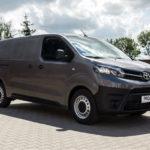 Toyota PROACE i PROACE Verso z gwarancją na milion kilometrów