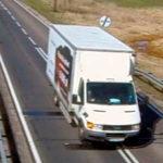 Chciał oszukać system preselekcji – Iveco Daily ważyło prawie 9 ton