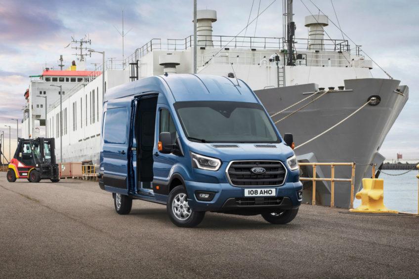 Elektryczny Ford Transit w seryjnej produkcji od 2021 roku