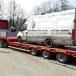 Rumuńskie Iveco Daily ważyło prawie 10 ton – interweniowała policja