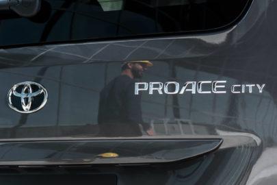 Toyota PROACE CITY – premiera małego vana w kwietniu 2019