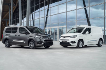 Toyota PROACE CITY – silniki, dane techniczne i wyposażenie