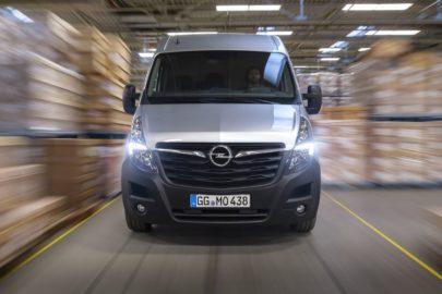 Opel Movano 2019 – facelifting i nowe systemy wspomagające
