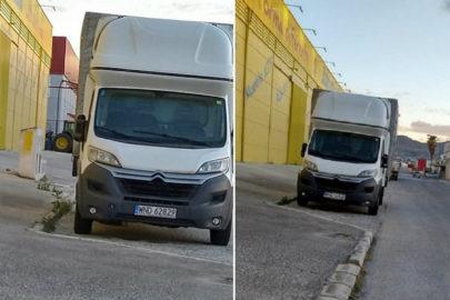 Opuszczony polski Citroën Jumper w Andaluzji – bus stoi już miesiąc