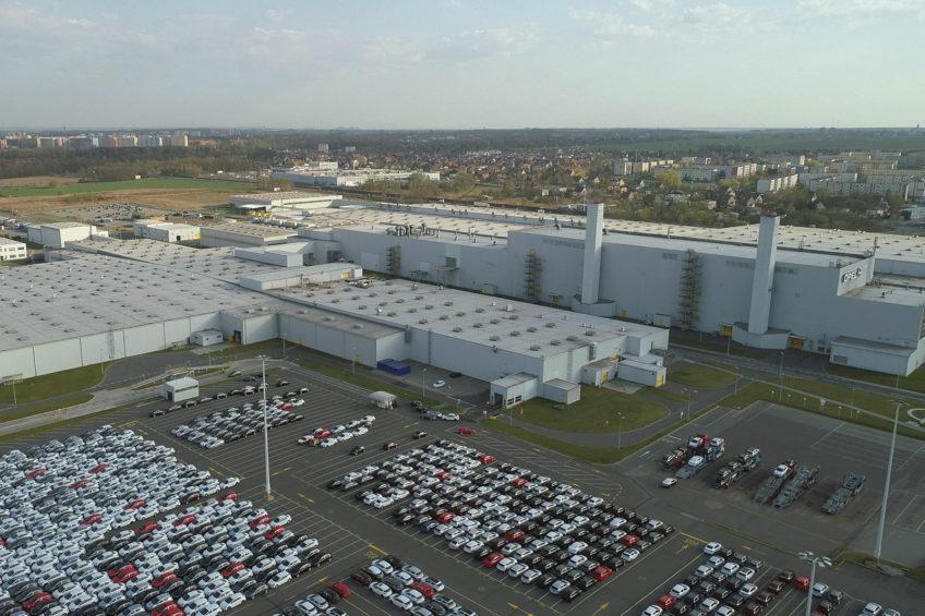 PSA będzie produkować duże dostawcze auta w Gliwicach