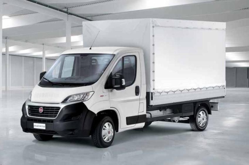 Rejestracje nowych pojazdów dostawczych – kwiecień 2019