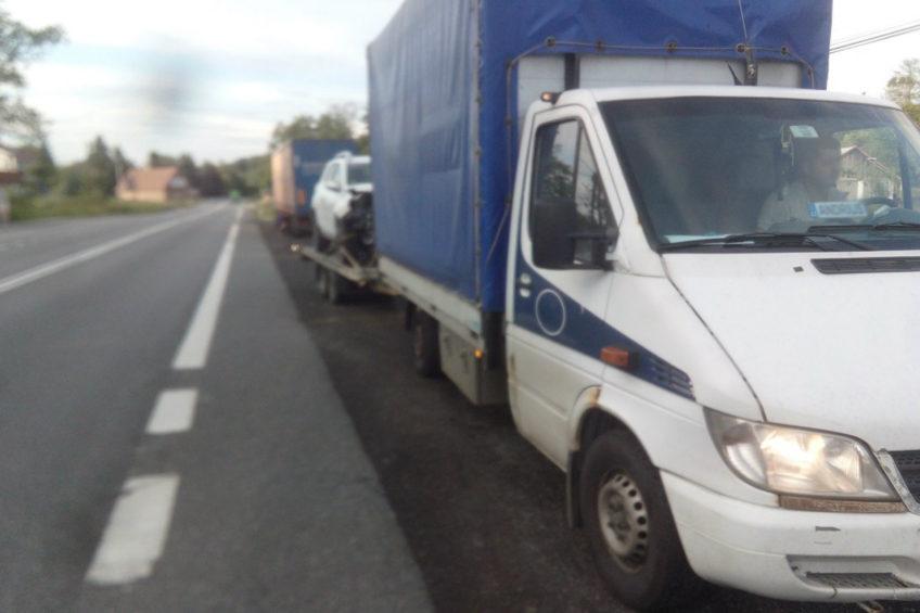 Litewski przewoźnik bez licencji a Sprinter bez tacho – 12 000 zł kary
