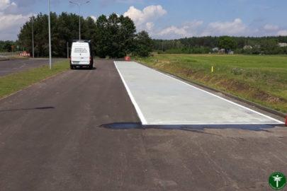 Nowy punkt kontrolny ITD na DW nr 240 na trasie Tuchola-Świecie