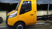 Prototypowe Lubo i kabiny Pasagona – zdjęcia z lubelskich zakładów