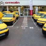 Citroën Berlingo Van dla La Poste. Francuska poczta zamówiła 2500 aut