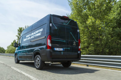 Fiat Ducato Electric – ma moc 123 KM i od 220 do 360 km zasięgu