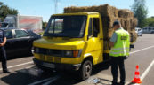 Jednego dnia zważyli 209 busów – wielka akcja lubelskiej policji i ITD