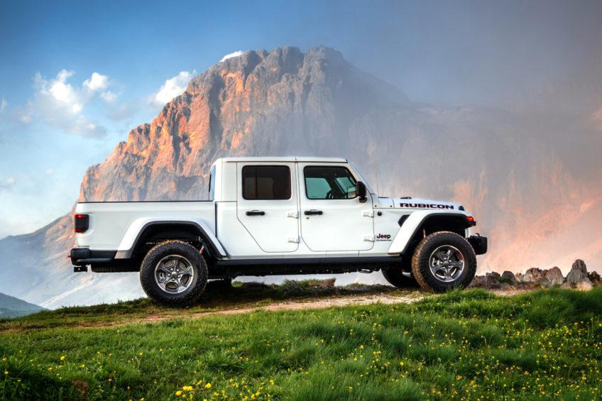 Jeep Gladiator z silnikiem EcoDiesel 3.0 V6 – 260 KM i 600 Nm
