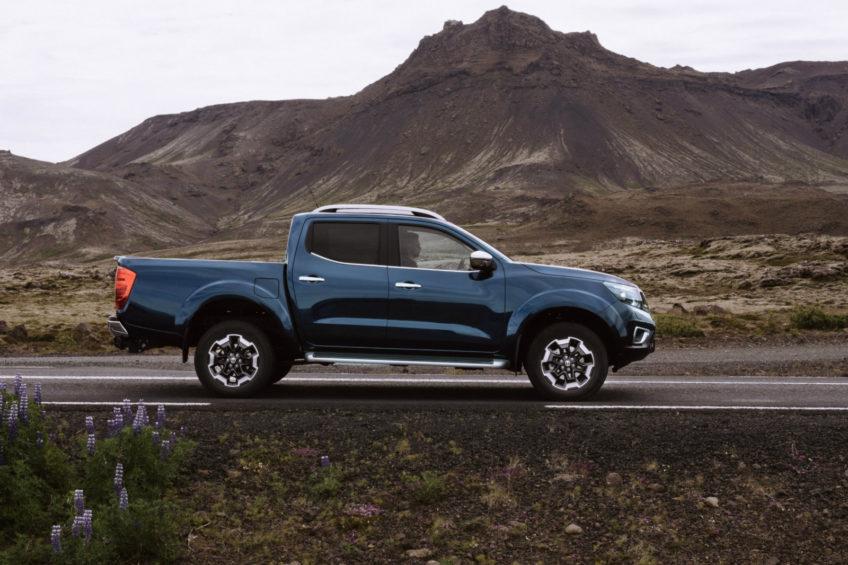 Odświeżony Nissan Navara – większa ładowność i lepsze hamulce