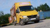 Używany: Mercedes Sprinter 308 CDI – pocztowiec (zdjęcia)